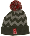Chevron Gray Cuffed Knit  Hat Nebraska Cornhuskers, Nebraska  Mens Hats, Huskers  Mens Hats, Nebraska  Ladies Hats, Huskers  Ladies Hats, Nebraska  Mens Hats, Huskers  Mens Hats, Nebraska  Ladies Hats, Huskers  Ladies Hats, Nebraska Chevron Gray Cuffed Knit  Hat, Huskers Chevron Gray Cuffed Knit  Hat