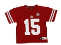 Children Nebraska #15 Replica Jersey Nebraska Cornhuskers, Nebraska  Kids Jerseys, Huskers  Kids Jerseys, Nebraska  Childrens , Huskers  Childrens , Nebraska Childrens Nebraska #15 Red Jersey, Huskers Childrens Nebraska #15 Replica Jersey
