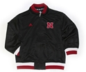 Childrens Adidas Nebraska Anthem Jacket Nebraska Cornhuskers, Nebraska  Childrens, Huskers  Childrens, Nebraska  Kids , Huskers  Kids , Nebraska Adidas Nebraska Anthem Jacket, Huskers Adidas Nebraska Anthem Jacket