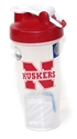 Clear N Huskers Blender Bottle Nebraska Cornhuskers, Nebraska  Kitchen & Glassware, Huskers  Kitchen & Glassware, Nebraska Clear N Huskers Blender Bottle, Huskers Clear N Huskers Blender Bottle