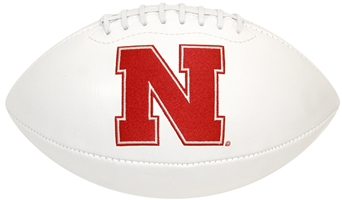 Collectors Nebraska Autograph Ball Nebraska Cornhuskers, Collectors Autograph Ball