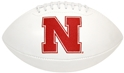 Collector%27s Nebraska Autograph Ball Nebraska Cornhuskers, Collectors Autograph Ball