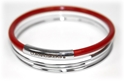 Cornhusker bangles Nebraska Cornhuskers, Nebraska  Jewelry & Hair, Huskers  Jewelry & Hair, Nebraska  Ladies, Huskers  Ladies, Nebraska  Ladies Accessories, Huskers  Ladies Accessories, Nebraska Cornhusker bangles, Huskers Cornhusker bangles