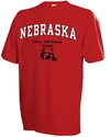 Cow Tipping Team Tee Nebraska Cornhuskers, Cow Tipping Team Tee
