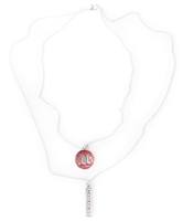 Double Down Layered Huskers Charms Necklace Nebraska Cornhuskers, Nebraska  Ladies, Huskers  Ladies, Nebraska  Jewelry & Hair, Huskers  Jewelry & Hair, Nebraska  Ladies Accessories, Huskers  Ladies Accessories, Nebraska Double Down Layered Huskers Charms Necklace, Huskers Double Down Layered Huskers Charms Necklace