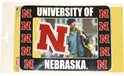 Frame-A-Fan Nebraska Cornhuskers, Nebraska  Framed Pieces, Huskers  Framed Pieces, Nebraska Stickers Decals & Magnets, Huskers Stickers Decals & Magnets, Nebraska  Novelty, Huskers  Novelty, Nebraska Frame-A-Fan, Huskers Frame-A-Fan