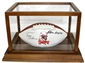Famous Native Sons Autographed Ball Display - AVAILABLE AT STORE ONLY Nebraska Cornhuskers, Nebraska One of a Kind, Huskers One of a Kind, Nebraska  Balls & Helmets, Huskers  Balls & Helmets, Nebraska  Framed & Mounted, Huskers  Framed & Mounted, Nebraska  Tom Osborne, Huskers  Tom Osborne, Nebraska Famous Native Sons Autographed Ball Display, Huskers Famous Native Sons Autographed Ball Display