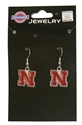 Fishhook Dangle Nebraska Earrings Nebraska Cornhuskers, Nebraska  Beads & Fun Stuff , Huskers  Beads & Fun Stuff , Nebraska  Ladies Accessories, Huskers  Ladies Accessories, Nebraska  Jewelry & Hair, Huskers  Jewelry & Hair, Nebraska Fishhook Dangle Nebraska Earrings, Huskers Fishhook Dangle Nebraska Earrings