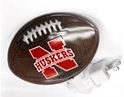 Football Glass Nightlight Nebraska Cornhuskers, Nebraska  Game Room & Big Red Room, Huskers  Game Room & Big Red Room, Nebraska  Bedroom & Bathroom, Huskers  Bedroom & Bathroom, Nebraska  Childrens, Huskers  Childrens, Nebraska Football Glass Nightlight, Huskers Football Glass Nightlight