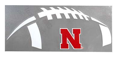 Football Nebraska Decal Nebraska Cornhuskers, Nebraska Vehicle, Huskers Vehicle, Nebraska Stickers Decals & Magnets, Huskers Stickers Decals & Magnets, Nebraska Football Nebraska Decal, Huskers Football Nebraska Decal