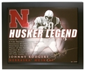 Framed Rodgers Legend Print Nebraska Cornhuskers, Nebraska  Framed Pieces, Huskers  Framed Pieces, Nebraska Framed Rodgers Legend Print, Huskers Framed Rodgers Legend Print