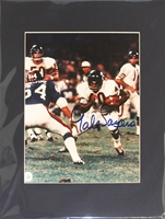 Gale Sayers Autographed Matted Print Nebraska Cornhuskers, Nebraska One of a Kind, Huskers One of a Kind, Nebraska  Photos Prints & Posters, Huskers  Photos Prints & Posters, Nebraska Gale Sayers Autographed Matted Print, Huskers Gale Sayers Autographed Matted Print