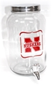 Glass Tea Jar Nebraska Cornhuskers, Nebraska  Summer Fun, Huskers  Summer Fun, Nebraska  Tailgating, Huskers  Tailgating, Nebraska  Kitchen & Glassware, Huskers  Kitchen & Glassware, Nebraska Glass Tea Jar, Huskers Glass Tea Jar