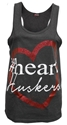 Grey Glitter Heart and Hashtag Tank Nebraska Cornhuskers, Nebraska  Ladies Tops, Huskers  Ladies Tops, Nebraska  Tank Tops, Huskers  Tank Tops, Nebraska  Ladies, Huskers  Ladies, Nebraska Grey Glitter Heart and Hashtag Tank, Huskers Grey Glitter Heart and Hashtag Tank