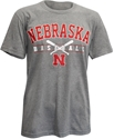 Grey Husker Bsball Tee Nebraska Cornhuskers, Nebraska  Mens T-Shirts, Huskers  Mens T-Shirts, Nebraska  Mens, Huskers  Mens, Nebraska  Short Sleeve, Huskers  Short Sleeve, Nebraska  Baseball, Huskers  Baseball, Nebraska Grey Husker Bsball Tee, Huskers Grey Husker Bsball Tee