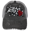 Heart Nebraska Black and White Meshback Cap Nebraska Cornhuskers, Nebraska  Ladies Hats, Huskers  Ladies Hats, Nebraska  Ladies Hats, Huskers  Ladies Hats, Nebraska Heart Nebraska Black and White Meshback Cap, Huskers Heart Nebraska Black and White Meshback Cap