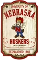 Herbie Wood Plaque Nebraska Cornhuskers, Nebraska  Game Room, Huskers  Game Room, Nebraska  Office Den & Entry   , Huskers  Office Den & Entry   , Nebraska Herbie Wood Plaque, Huskers Herbie Wood Plaque
