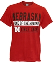 Home of the Huskers Red Tee Nebraska Cornhuskers, Nebraska  Mens T-Shirts, Huskers  Mens T-Shirts, Nebraska  Mens, Huskers  Mens, Nebraska  Short Sleeve , Huskers  Short Sleeve , Nebraska Home of the Huskers Red Tee, Huskers Home of the Huskers Red Tee
