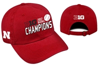 Husker Baseball 2017 Big Ten Champions Cap Nebraska Cornhuskers, Nebraska  Mens Hats, Huskers  Mens Hats, Nebraska  Mens Hats, Huskers  Mens Hats, Nebraska Nebraska Husker Baseball 2017 Big Ten Champions Cap, Husker Baseball 2017 Big Ten Champions Cap