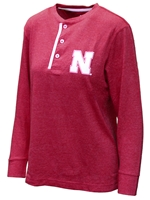 Husker Brooks Boyfriend Long Sleeve Tee Nebraska Cornhuskers, Nebraska  Ladies T-Shirts, Huskers  Ladies T-Shirts, Nebraska  Ladies, Huskers  Ladies, Nebraska  Tank Tops, Huskers  Tank Tops, Nebraska Adidas Ladies Nebraska Huskers Box Tank, Huskers Adidas Ladies Nebraska Huskers Box Tank