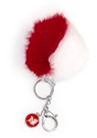 Husker Furry Pom Keychain N Charm Nebraska Cornhuskers, Nebraska  Ladies Accessories, Huskers  Ladies Accessories, Nebraska  Bags Purses & Wallets, Huskers  Bags Purses & Wallets, Nebraska  Beads & Fun Stuff, Huskers  Beads & Fun Stuff, Nebraska Husker Furry Pom Keychain N Charm, Huskers Husker Furry Pom Keychain N Charm