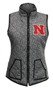 Husker Game Day Herringbone Vest Nebraska Cornhuskers, Nebraska  Ladies Tops, Huskers  Ladies Tops, Nebraska  Ladies Outerwear, Huskers  Ladies Outerwear, Nebraska  Ladies, Huskers  Ladies, Nebraska Husker Game Day Herringbone Vest, Huskers Husker Game Day Herringbone Vest