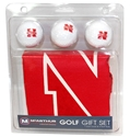 Husker Golf Gift Set Nebraska Cornhuskers, Nebraska Golf Items, Huskers Golf Items, Nebraska Nebraska Gift Set, Huskers Nebraska Gift Set