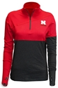 Husker Ladies Pinwheel 1/4 Zip Nebraska Cornhuskers, Nebraska  Ladies Sweatshirts, Huskers  Ladies Sweatshirts, Nebraska  Ladies Outerwear, Huskers  Ladies Outerwear, Nebraska  Ladies, Huskers  Ladies, Nebraska  Ladies, Huskers  Ladies, Nebraska  Zippered, Huskers  Zippered, Nebraska Husker Ladies Pinwheel 1/4 Zip , Huskers Husker Ladies Pinwheel 1/4 Zip