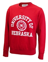 Husker League Crew Nebraska Cornhuskers, Nebraska  Ladies, Huskers  Ladies, Nebraska  Ladies Sweatshirts, Huskers  Ladies Sweatshirts, Nebraska  Crew, Huskers  Crew, Nebraska  Mens Sweatshirts, Huskers  Mens Sweatshirts, Nebraska  Mens, Huskers  Mens, Nebraska Husker Red Crew by League, Huskers Husker Red Crew by League