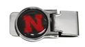 Husker Metal Money Clip Nebraska Cornhuskers, Nebraska  Mens Accessories, Huskers  Mens Accessories, Nebraska  Bags Purses & Wallets, Huskers  Bags Purses & Wallets, Nebraska  Mens, Huskers  Mens, Nebraska Husker Metal Money Clip, Huskers Husker Metal Money Clip