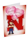 Husker Mothers Day Card Nebraska Cornhuskers, Nebraska  Novelty, Huskers  Novelty, Nebraska  Holiday Items, Huskers  Holiday Items, Nebraska Husker Mothers Day Card, Huskers Husker Mothers Day Card