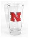 Husker Pint Glass Nebraska Cornhuskers, Nebraska  Tailgating, Huskers  Tailgating, Nebraska  Kitchen & Glassware, Huskers  Kitchen & Glassware, Nebraska Husker Pint Glass, Huskers Husker Pint Glass
