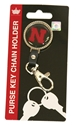 Husker Purse Key Holder Nebraska Cornhuskers, Nebraska Vehicle, Huskers Vehicle, Nebraska  Ladies Accessories, Huskers  Ladies Accessories, Nebraska  Bags Purses & Wallets, Huskers  Bags Purses & Wallets, Nebraska Husker Purse Key Holder, Huskers Husker Purse Key Holder