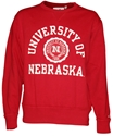 Husker Red Crew by League Nebraska Cornhuskers, Nebraska  Ladies, Huskers  Ladies, Nebraska  Ladies Sweatshirts, Huskers  Ladies Sweatshirts, Nebraska  Crew, Huskers  Crew, Nebraska  Mens Sweatshirts, Huskers  Mens Sweatshirts, Nebraska  Mens, Huskers  Mens, Nebraska Husker Red Crew by League, Huskers Husker Red Crew by League
