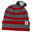 Husker Skinny N Striped Cuffed Beanie Nebraska Cornhuskers, Nebraska  Mens Hats, Huskers  Mens Hats, Nebraska  Mens Hats, Huskers  Mens Hats, Nebraska  Ladies Hats, Huskers  Ladies Hats, Nebraska  Ladies Hats, Huskers  Ladies Hats, Nebraska Husker Skinny N Striped Cuffed Beanie, Huskers Husker Skinny N Striped Cuffed Beanie