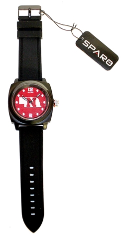 Husker State Sparo Watch Nebraska Cornhuskers, Nebraska  Watches Bands & Buckles, Huskers  Watches Bands & Buckles, Nebraska  Mens, Huskers  Mens, Nebraska  Ladies, Huskers  Ladies, Nebraska  Mens Accessories, Huskers  Mens Accessories, Nebraska  Ladies Accessories, Huskers  Ladies Accessories, Nebraska Classic Watch, Huskers Classic Watch
