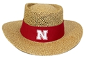 Husker Straw Hat Nebraska Cornhuskers, Nebraska  Mens, Huskers  Mens, Nebraska  Tailgating, Huskers  Tailgating, Nebraska  Mens Hats, Huskers  Mens Hats, Nebraska  Mens Accessories, Huskers  Mens Accessories, Nebraska  Mens Hats, Huskers  Mens Hats, Nebraska Husker Straw Hat, Huskers Husker Straw Hat