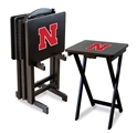 Husker TV Trays Nebraska Cornhuskers, Nebraska  Game Room & Big Red Room, Huskers  Game Room & Big Red Room, Nebraska  Tailgating, Huskers  Tailgating, Nebraska Husker TV Trays, Huskers Husker TV Trays
