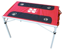 Husker Total Table Nebraska Cornhuskers, Nebraska  Tailgating, Huskers  Tailgating, Nebraska  Game Room & Big Red Room, Huskers  Game Room & Big Red Room, Nebraska  Patio, Lawn & Garden, Huskers  Patio, Lawn & Garden, Nebraska Husker Total Table, Huskers Husker Total Table