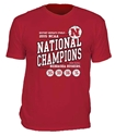 Husker Volleyball Four Time Champs Tee Nebraska Cornhuskers, Nebraska Volleyball, Huskers Volleyball, Nebraska  Ladies T-Shirts, Huskers  Ladies T-Shirts, Nebraska  Short Sleeve, Huskers  Short Sleeve, Nebraska  Mens, Huskers  Mens, Nebraska  Ladies, Huskers  Ladies, Nebraska  Mens T-Shirts, Huskers  Mens T-Shirts, Nebraska Husker Volleyball Four Time Champs Tee, Huskers Husker Volleyball Four Time Champs Tee