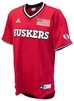 Huskers 2018 Adidas Baseball Jersey - AS-88888