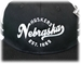 Huskers Chino Tailsweep Flat Brim - HT-B7678
