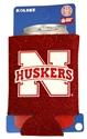 Huskers Glitter Can Koozie Nebraska Cornhuskers, Nebraska  Ladies, Huskers  Ladies, Nebraska  Tailgating, Huskers  Tailgating, Nebraska  Ladies Accessories , Huskers  Ladies Accessories , Nebraska Huskers Glitter Can Kooze, Huskers Huskers Glitter Can Kooze