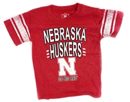 Huskers Go Big Red Newbies Tee Nebraska Cornhuskers, Nebraska  Infant, Huskers  Infant, Nebraska  Childrens, Huskers  Childrens, Nebraska  Kids, Huskers  Kids, Nebraska Huskers Go Big Red Newbies Tee, Huskers Huskers Go Big Red Newbies Tee