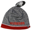 Huskers Grey N Red Reversible Nylon Beanie Nebraska Cornhuskers, Nebraska  Mens Hats, Huskers  Mens Hats, Nebraska  Mens Hats, Huskers  Mens Hats, Nebraska  Ladies Hats, Huskers  Ladies Hats, Nebraska  Ladies Hats, Huskers  Ladies Hats, Nebraska Huskers Grey N Red Reversible Nylon Beanie, Huskers Huskers Grey N Red Reversible Nylon Beanie