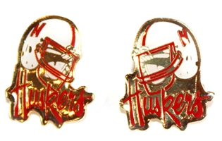 Huskers Helmet Gold Post Earrings Nebraska Cornhuskers, Nebraska  Ladies Accessories, Huskers  Ladies Accessories, Nebraska  Ladies, Huskers  Ladies, Nebraska  Jewelry & Hair, Huskers  Jewelry & Hair, Nebraska Huskers Helmet Gold Post Earrings, Huskers Huskers Helmet Gold Post Earrings