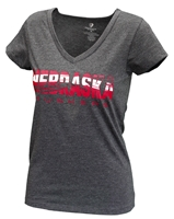 Huskers Ladies Commodity Vneck Nebraska Cornhuskers, Nebraska  Ladies T-Shirts, Huskers  Ladies T-Shirts, Nebraska  Ladies, Huskers  Ladies, Nebraska  Short Sleeve, Huskers  Short Sleeve, Nebraska Huskers Ladies Commodity Vneck, Huskers Huskers Ladies Commodity Vneck