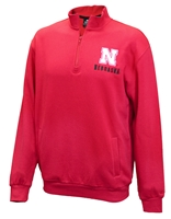 Huskers Quarter Zip Speed Jacket Nebraska Cornhuskers, Nebraska  Mens Outerwear, Huskers  Mens Outerwear, Nebraska  Mens, Huskers  Mens, Nebraska Huskers Quarter Zip Speed Jacket, Huskers Huskers Quarter Zip Speed Jacket