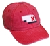 Huskers Stateline Patch Hat - HT-B9458