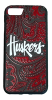 Huskers iPhone 7 and 8 Paisley Bumper Case Nebraska Cornhuskers, Nebraska  Novelty, Huskers  Novelty, Nebraska  Mens Accessories, Huskers  Mens Accessories, Nebraska  Ladies Accessories, Huskers  Ladies Accessories, Nebraska  Mens, Huskers  Mens, Nebraska  Ladies, Huskers  Ladies, Nebraska Huskers iPhone 7 and 8 Paisley Bumper Case, Huskers Nebraska Huskers Huskers iPhone 7 and 8 Paisley Bumper Case